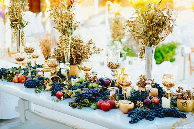 Ancient Greek Luxury Event Decor