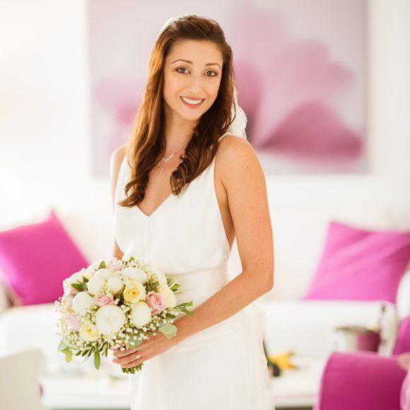 Naturally Beautiful Wedding